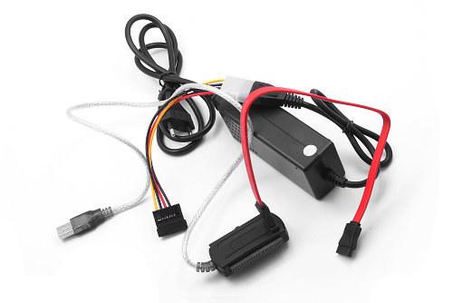 Adapter USB NA IDE 2,5 3,5 SATA SATA2