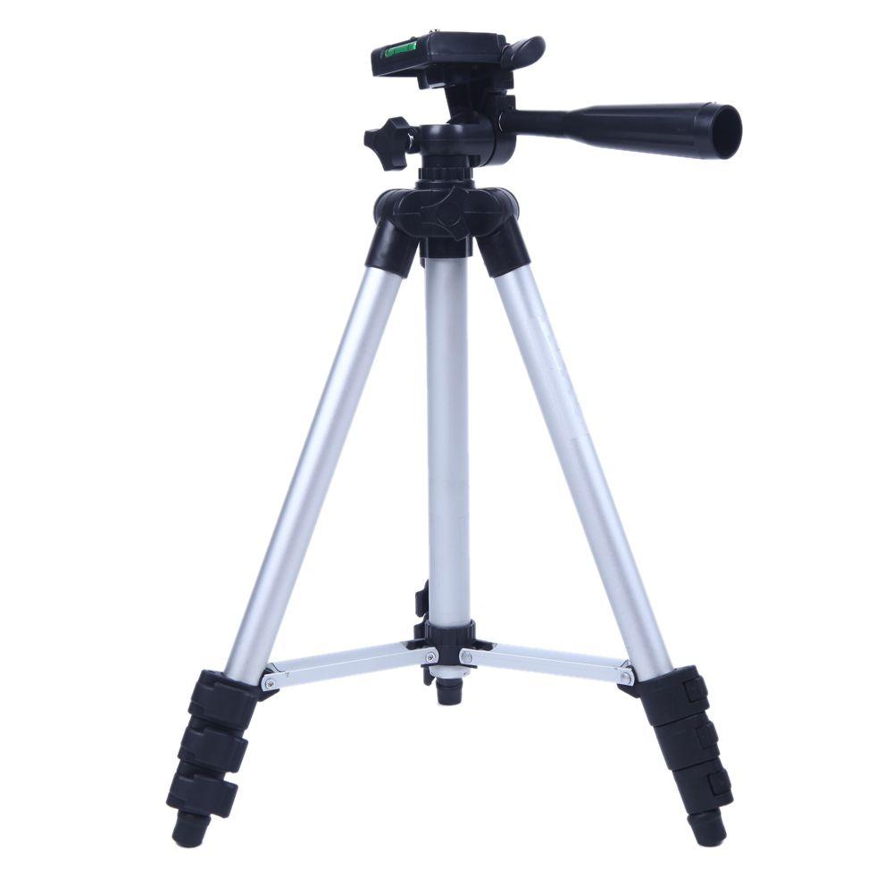 Lekki statyw fotograficzny z gąbkami 110cm, model ST-310