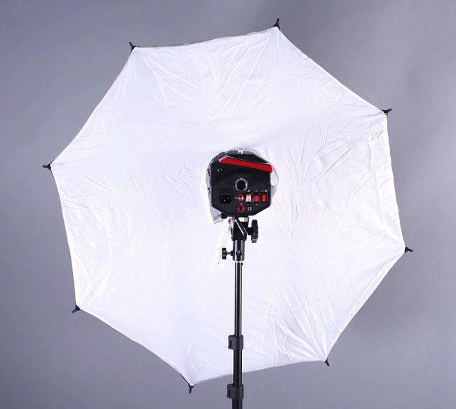 Parasolka softbox odbijająca 84cm