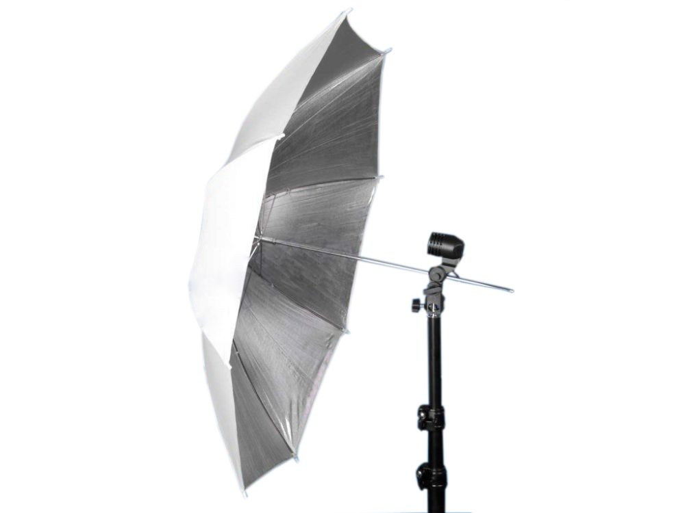 Zestaw oświetleniowy stół bezcieniowy 100x200cm + 6x600W z parasolami