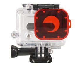 Filtr czerwony PODWODNY do GoPro Hero 3 (GP127)