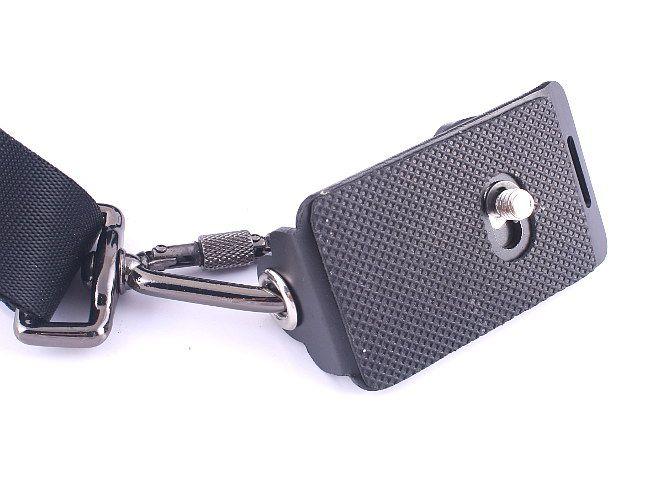 Szelki fotograficzne, z szybkim dostępem do dwóch aparatów, model NL-QD