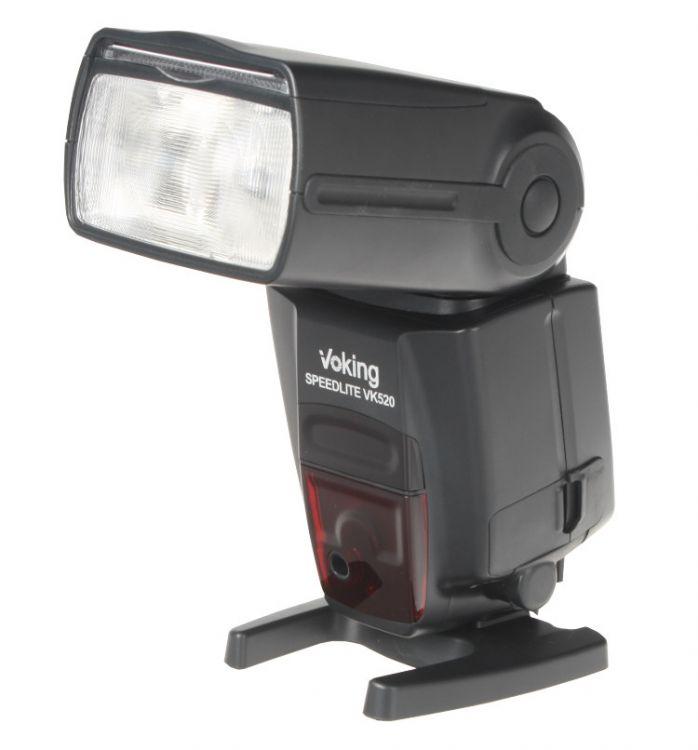 Lampa Błyskowa Voking Vk 520n Do Nikon 24ghz
