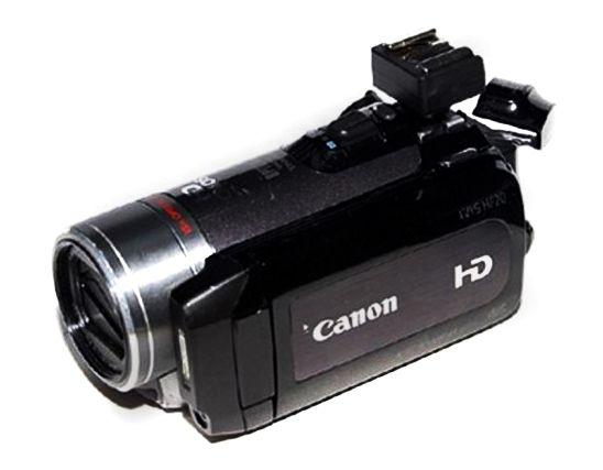 Adapter do Canona z mini gorącej stopki na gorącą stopkę