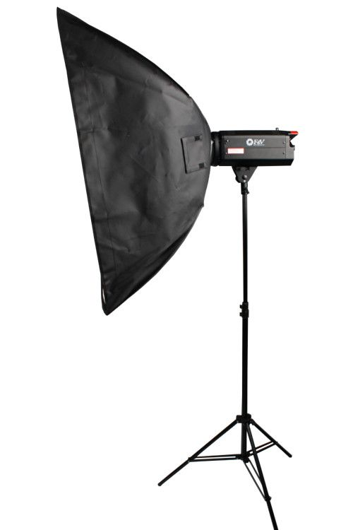 Softbox 80x120cm, mocowanie Bowens
