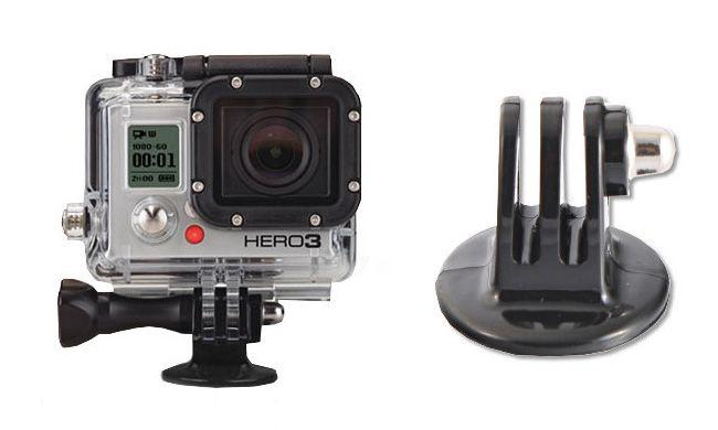 Statyw elastyczny TR-11S z adapterem do GoPro HERO 1, 2, 3, 3+, 4