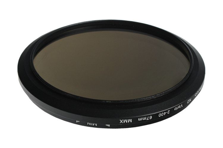Filtr pełny szary, regulowany 82mm FADER NDx2 - NDx400