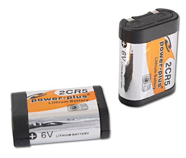 Bateria fotograficzna 2CR5