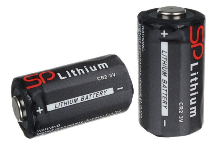Bateria foto CR2