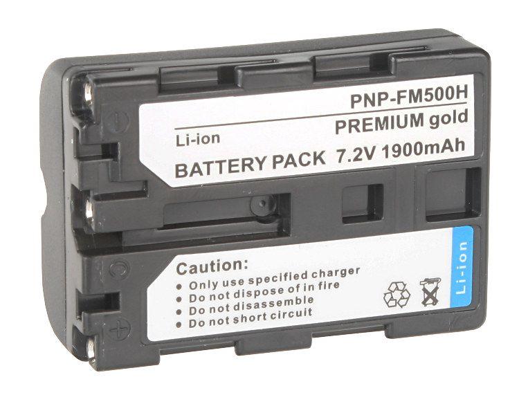 Akumulator NP-FM500H 1650mAh (Sony)