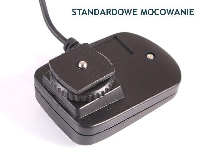 Przewód synchronizacyjny na gorącą stopkę DUŻY JACK 6,35mm 5m, model PS-S