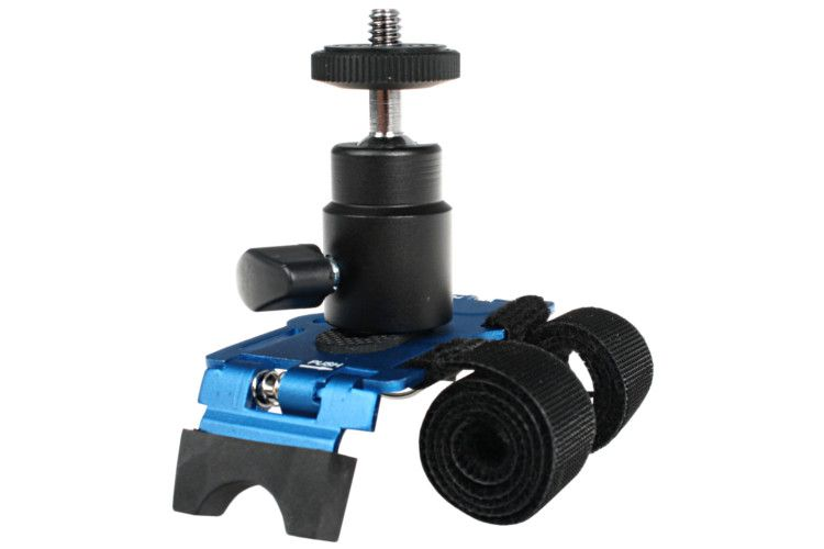 Statyw, uchwyt rowerowy + głowica 3D FMH-04