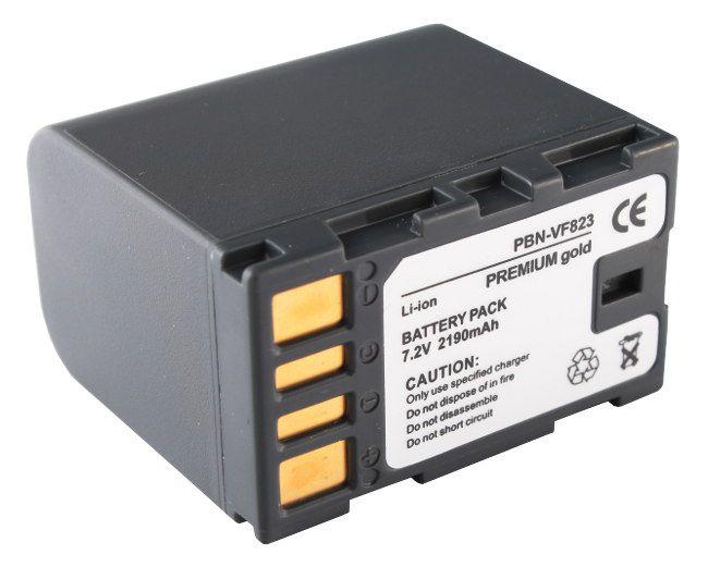 Akumulator BN-VF823, BN-V823 2190mAh bez kabla (JVC)