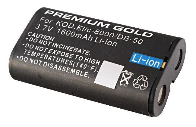 Akumulator KLIC-8000 1600mAh (Kodak)