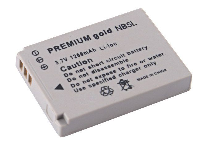 Akumulator NB-5L 1200mAh (Canon)