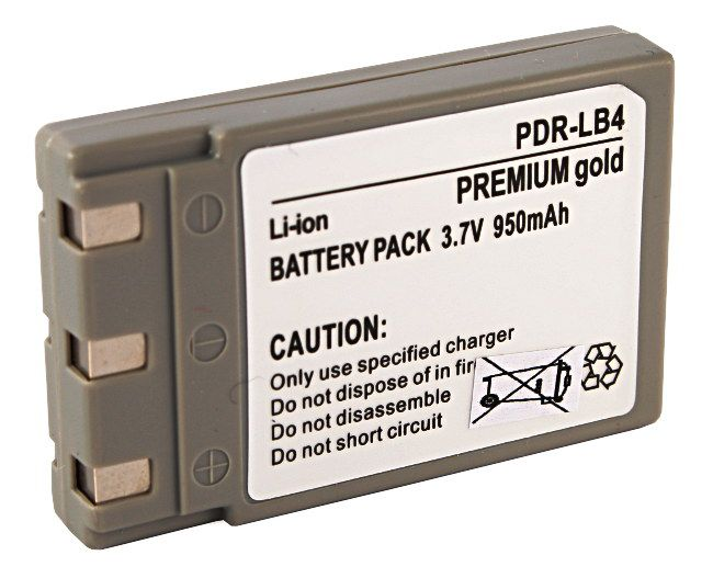 Akumulator NP-600 / DR-LB4 950mAh (Minolta)