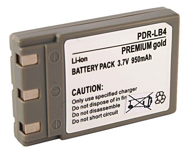 Akumulator NP-500 / DR-LB4 950mAh (Minolta)