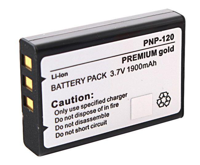 Akumulator NP-120 1900mAh (Fuji)