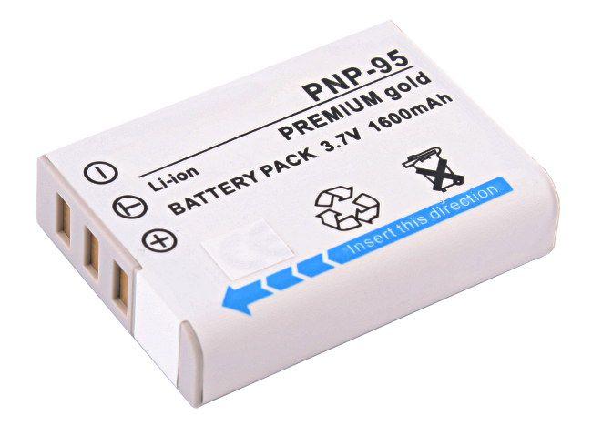 Akumulator NP-95 1600mAh (Fuji)