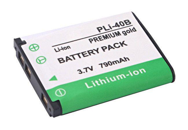 Akumulator NP-80 C NP-80C / Li-40b 790mAh (Casio)
