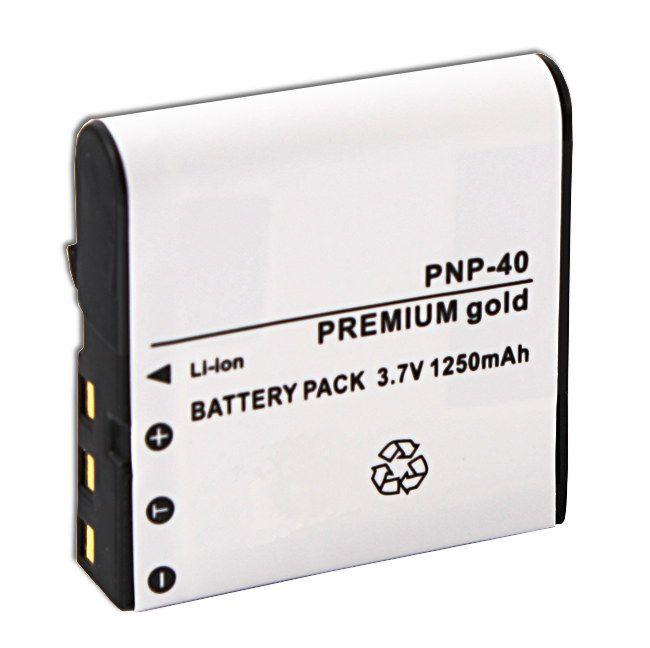 Akumulator NP-40 C NP-40C 1250mAh (Casio)