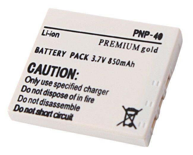 Akumulator NP-1 NP-40F 850mAh (Minolta)