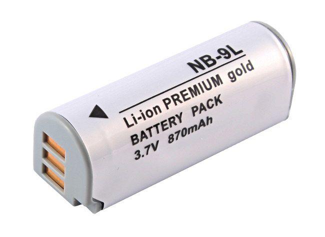 Akumulator NB-9L 870mAh (Canon)