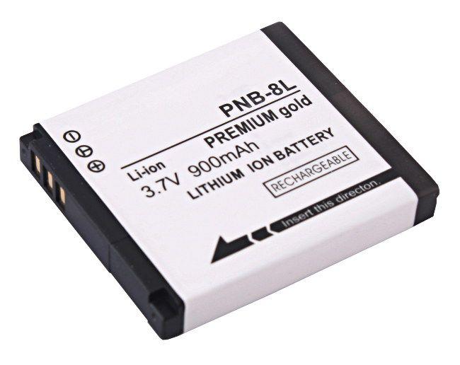 Akumulator NB-8L 900mAh (Canon)