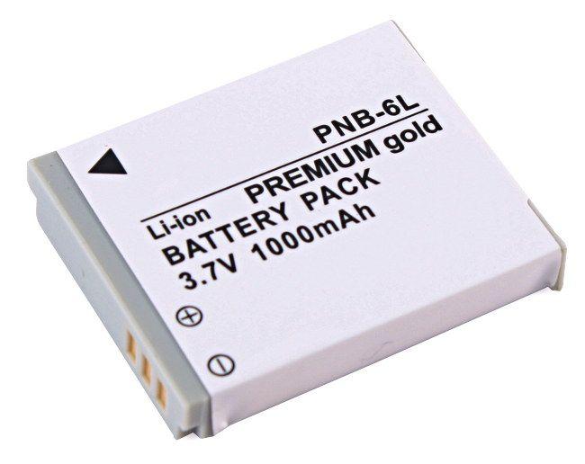 Akumulator NB-6L 1000mAh (Canon)