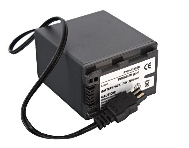 Akumulator NP-FH100 2800mAh z kablem (Sony)