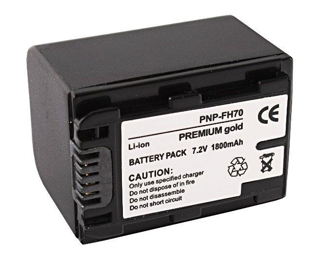 Akumulator NP-FH70 1800mAh bez kabla (Sony)