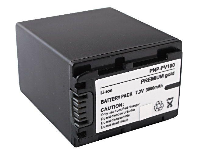 Akumulator NP-FV100 3900mAh (Sony)