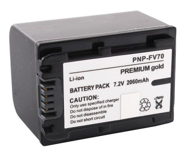 Akumulator NP-FV70 2060mAh (Sony)