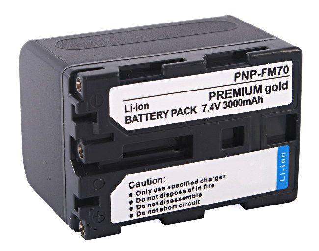 Akumulator NP-FM70 3000mAh (Sony)