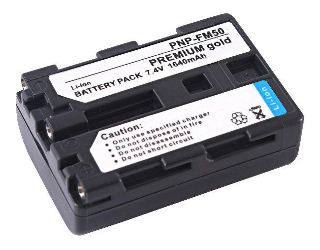 Akumulator NP-FM50 1640mAh (Sony)