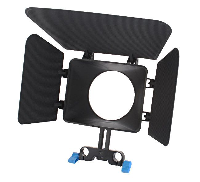 Matte box WROTA do rig'a statywu, rurki 15mm model M1