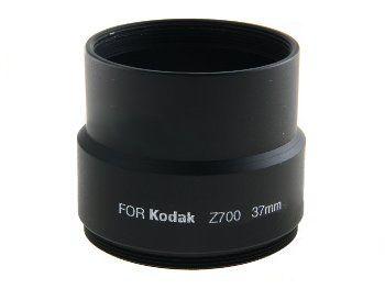 Tulejka do KODAK Z700 37mm (czarna)
