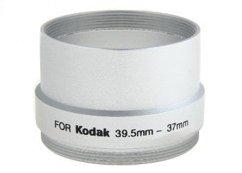 Tulejka do KODAK DX6340, DX6440 CX6445 37mm (srebrna)