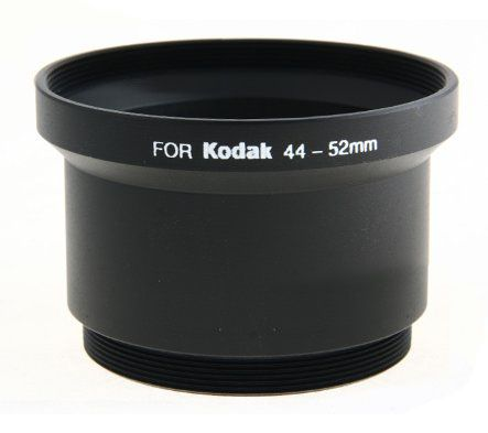 Tulejka do KODAK DX 6490, DX 7590 52mm (czarna)