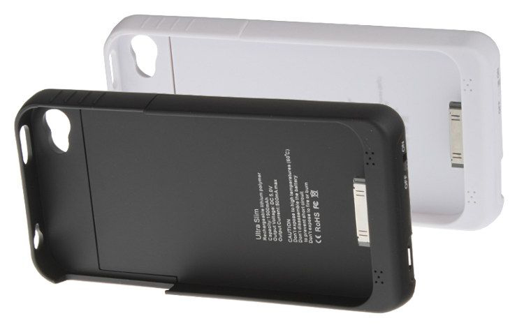 Bateria 1900mAh POWERBANK etui do iPhone 4/4S