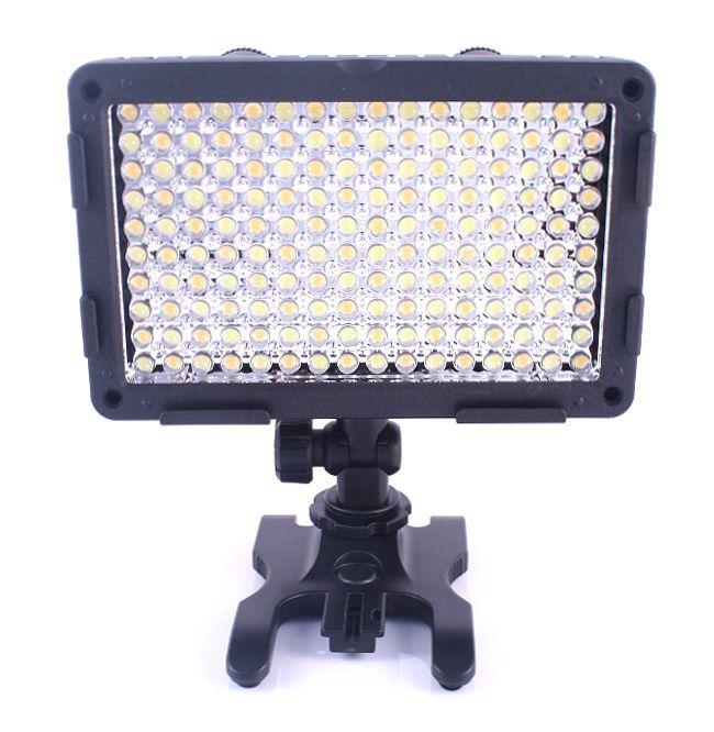 Lampa diodowa LED, model CN-160CA z regulacją barwy