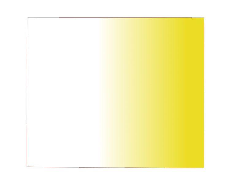 COKIN P Filtr połówkowy żółty TIAN-YA zam. P661