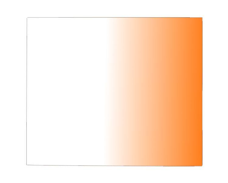 COKIN P Filtr połówkowy pomarańczowy GREEN.L zam. P663