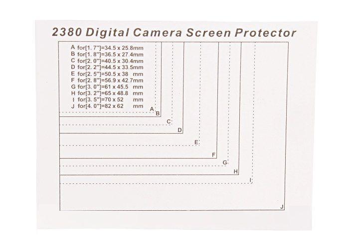 Folia ochronna na wyświetlacz LCD
