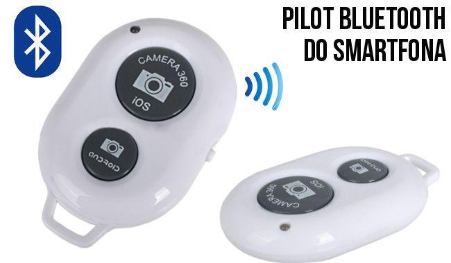 Pilot, wyzwalacz SELFIE bluetooth Android iOS