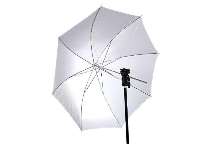 R1 zestaw reporterski (statyw, uchwyt, parasolka)