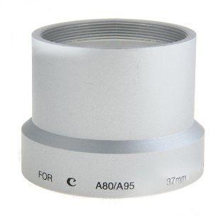 Tulejka do CANON A80 A95 37mm (srebrna)