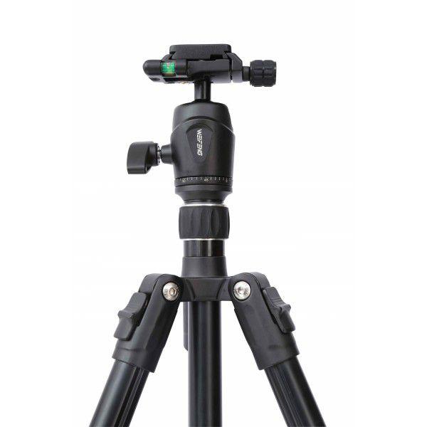Profesjonalny kompaktowy statyw fotograficzny 145cm