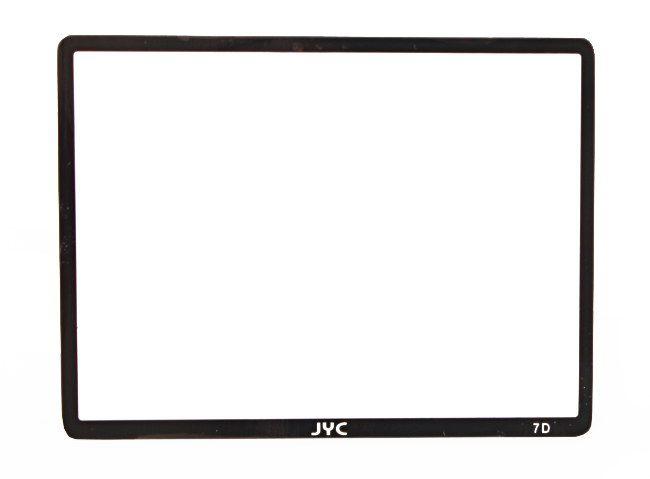 Osłona LCD szkło hartowane do CANON 7D