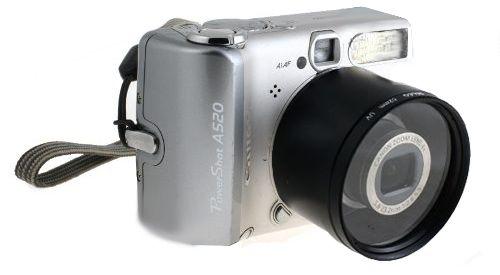 SONY DSC-V3 52mm Zestaw ochronny